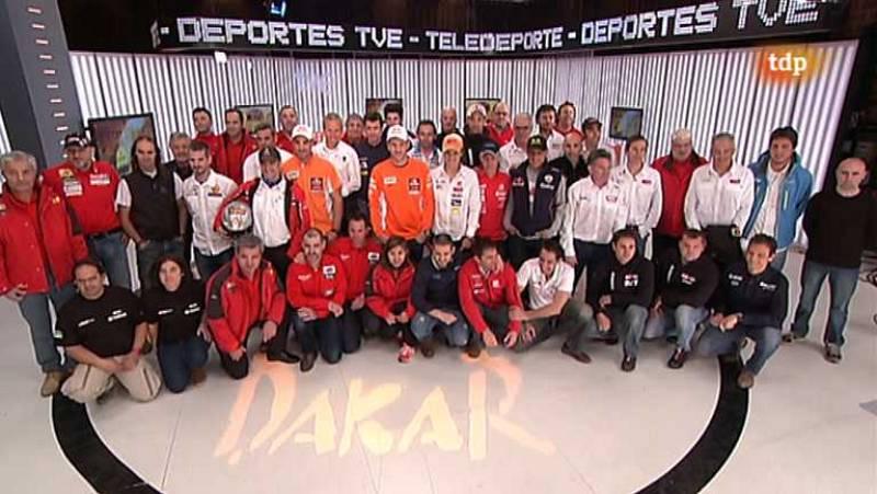 Programa previo Rally Dakar 2013 - Ver ahora