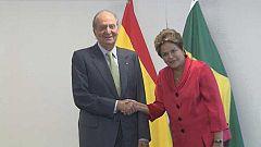 El rey Juan Carlos, embajador de España en el mundo