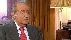 """La """"violencia terrorista durante tantos años"""" es una de las mayores insatisfacciones del rey Juan Carlos"""