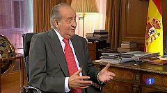 La pasión, defecto y virtud de los españoles, según el rey Juan Carlos