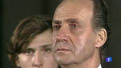 """El rey recuerda a su padre, el conde de Barcelona, por toda su vida """"dedicada a España"""""""
