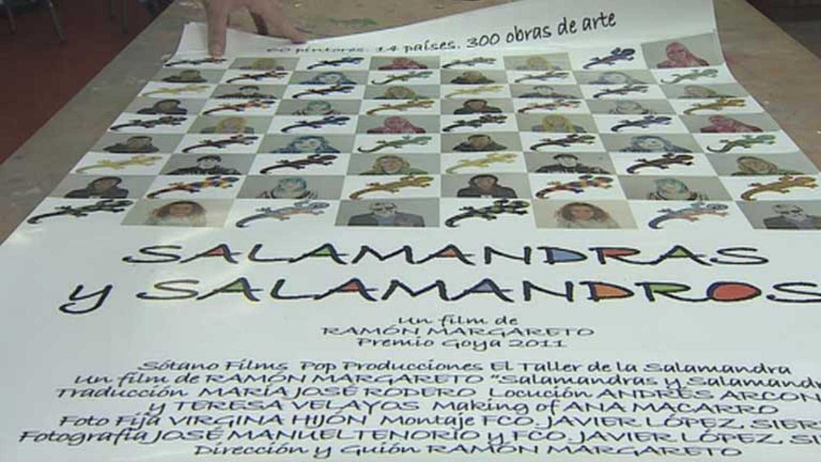 Salamandras y Salamandros un documental intimista que refleja la inquietud creativa del ser humano