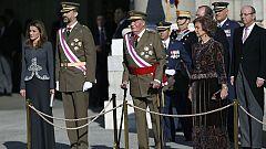 La recuperación del rey obliga a una Pascua Militar en formato reducido