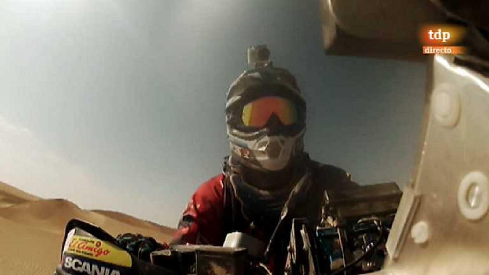 Rally Dakar 2013 - Etapa 3 (Pisco-Nazca) - 07/01/13 - Ver ahora