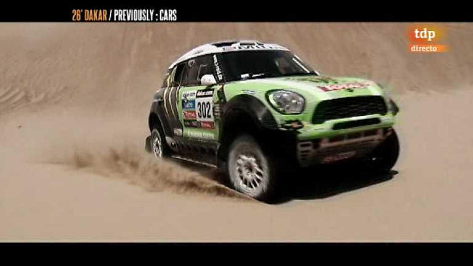 Rally Dakar 2013 - Etapa 4 (Nazca - Arequipa) - 08/01/13 - Ver ahora