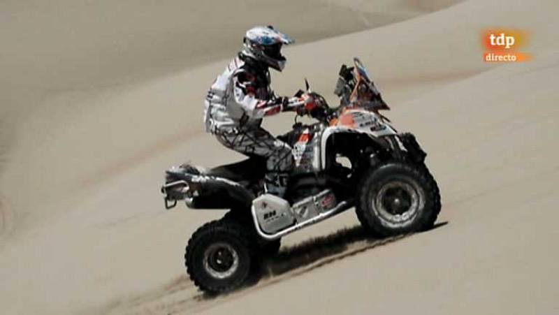 Rally Dakar 2013 - Etapa 5 (Arequipa - Arica) - 09/01/13 - Ver ahora