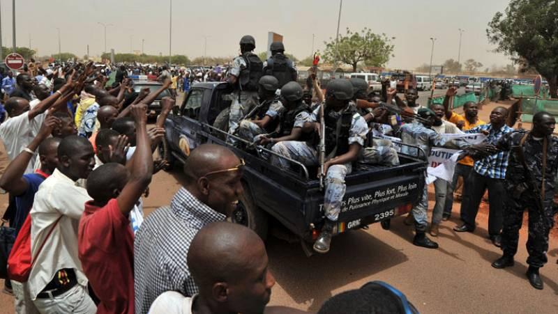 Francia podría intervenir en Mali dentro del marco de la ONU