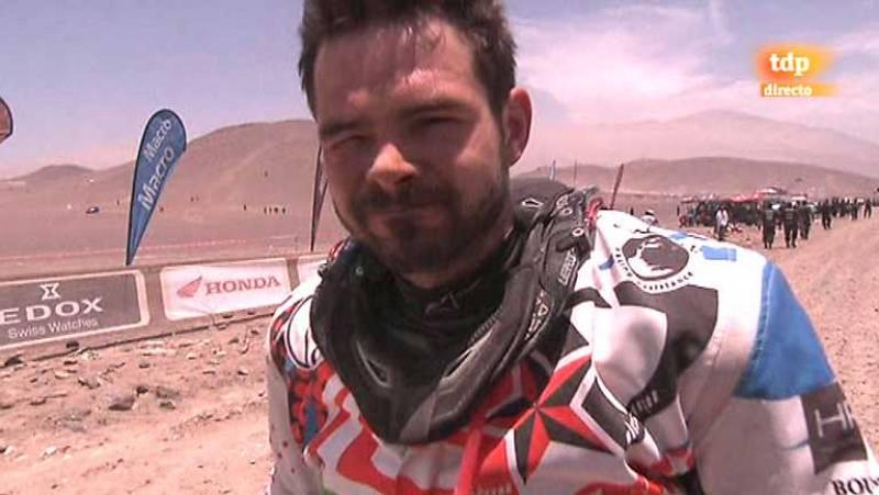 Rally Dakar 2013 - Etapa 7 (Calama - Salta) - 11/01/13 - Ver ahora