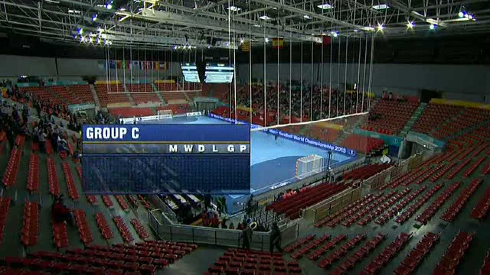 Mundial de Balonmano - Grupo C: Serbia - Corea del Sur - ver ahora