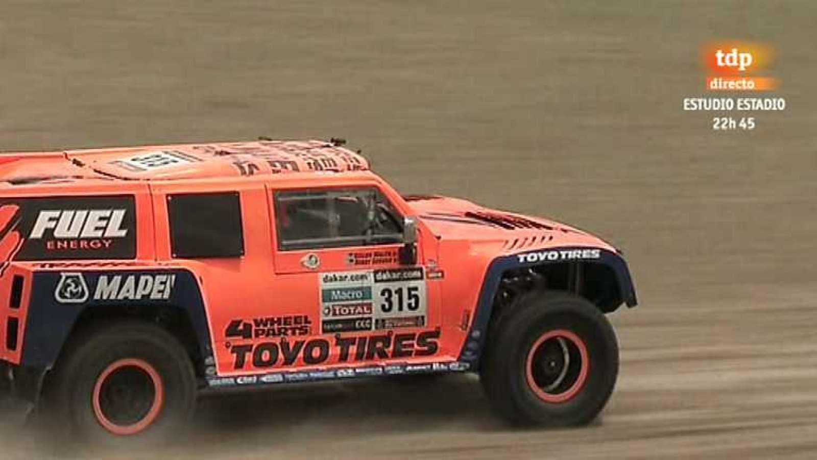 Rally Dakar 2013 - Etapa 8 (Salta - San Miguel de Tucumán) - 11/01/13 - Ver ahora