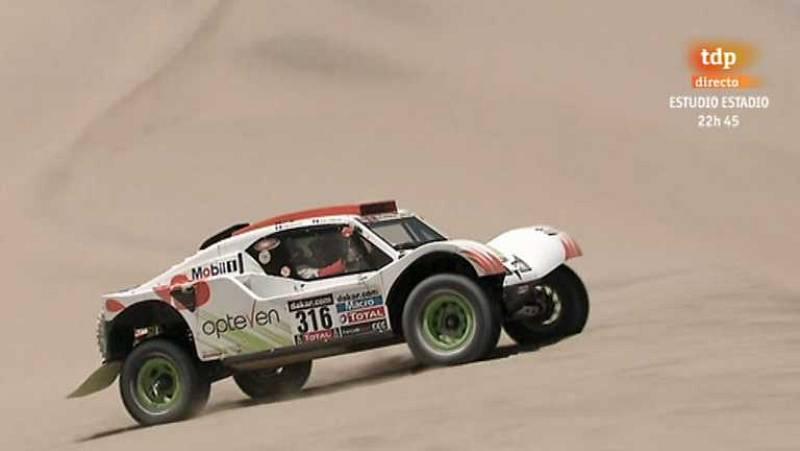 Rally Dakar 2013 - Día de descanso - 13/01/13 - Ver ahora
