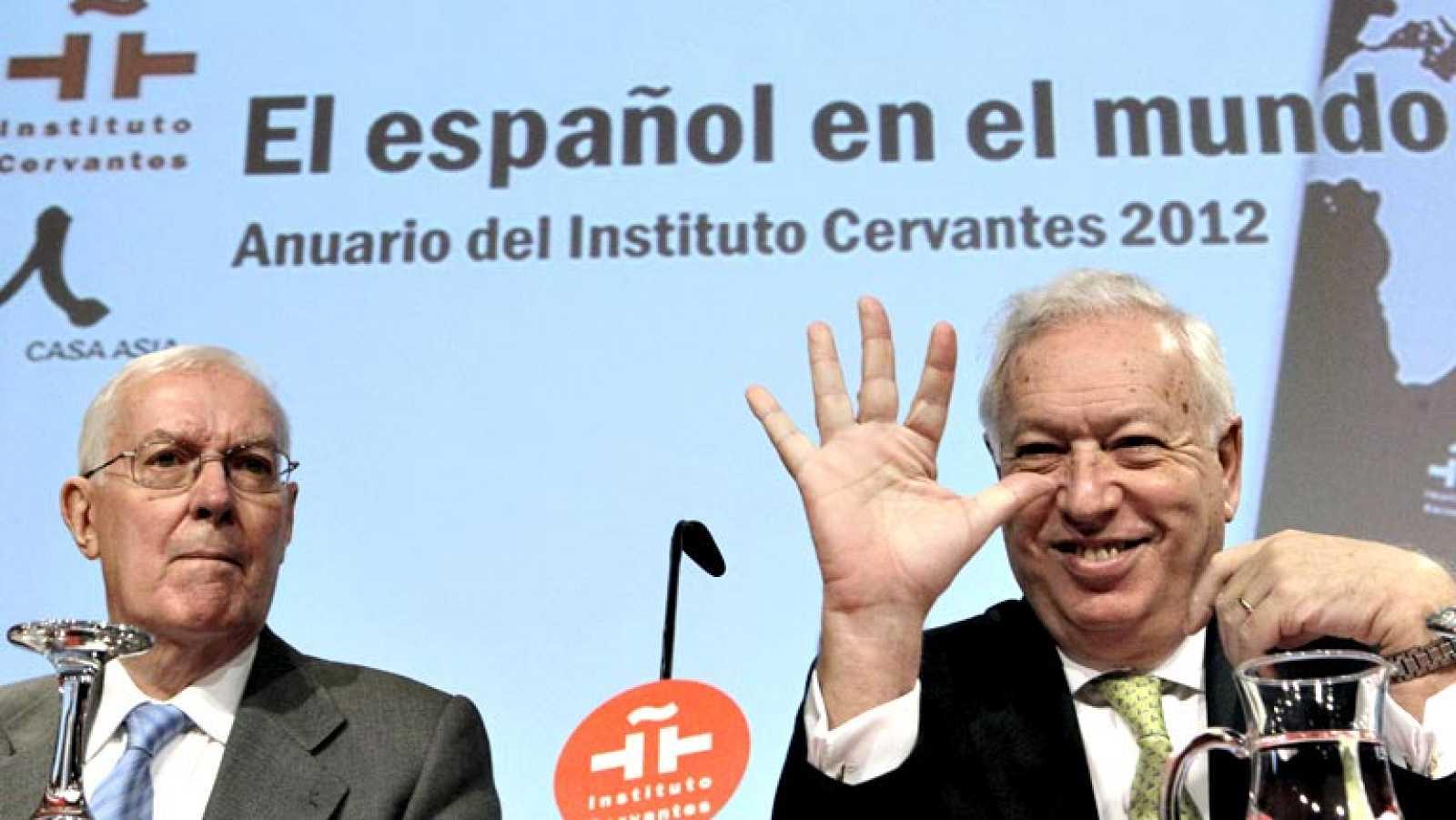 El español, con más de 495 millones de usuarios, es la segunda lengua del mundo con más hablantes, según el anuario 2012 del Instituto Cervantes 'El español en el mundo'.