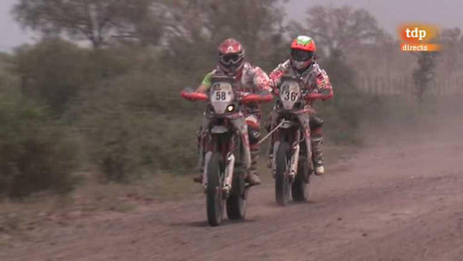 Rally Dakar 2013 - Etapa 9 (San Miguel de Tucumá - Córdoba) - 14/01/13 - Ver ahora