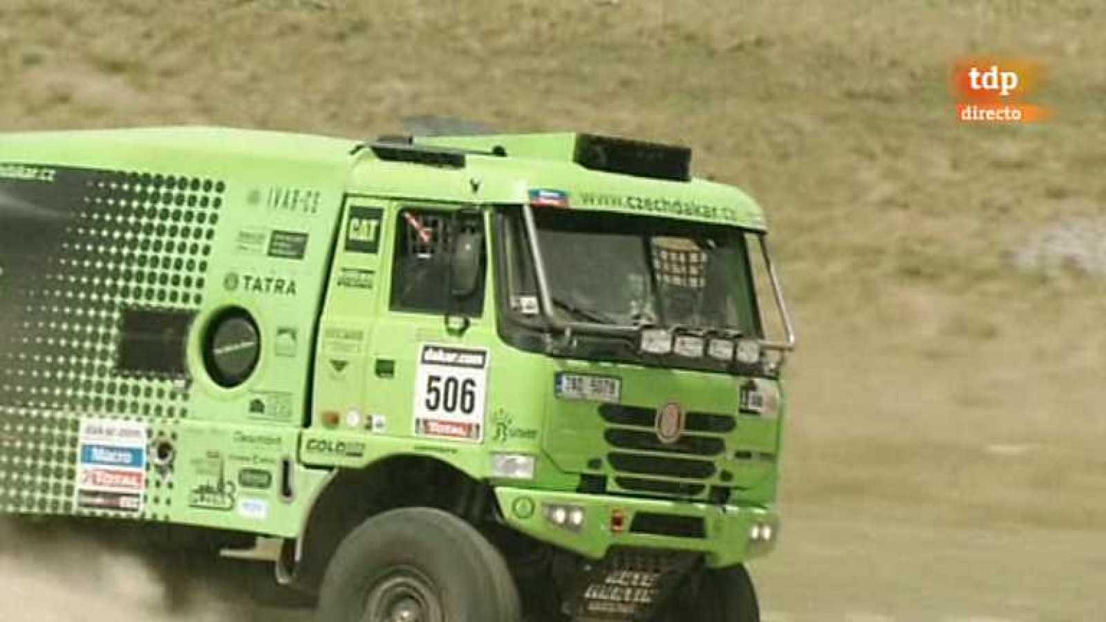 Rally Dakar 2013 - Etapa 10 (Córdoba - La Rioja) - Ver ahora