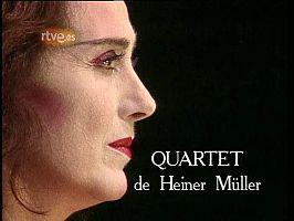 Quartet de H. Müller des del Lliure