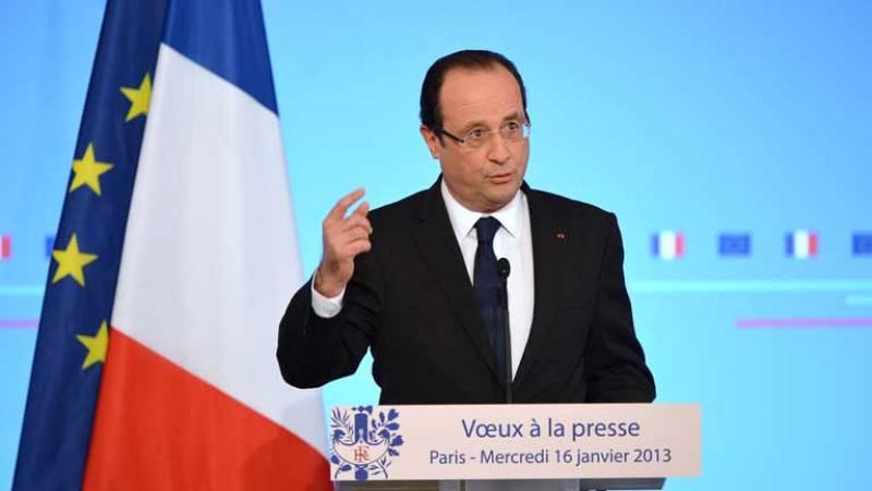 """Francia considera """"legítima"""" la intervención en Mali"""