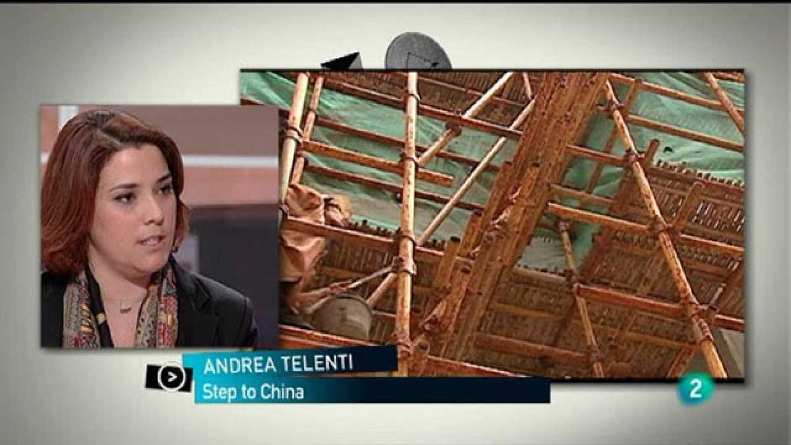 Para Todos la 2 - Entrevista.: Andrea Telenti, conectando con China