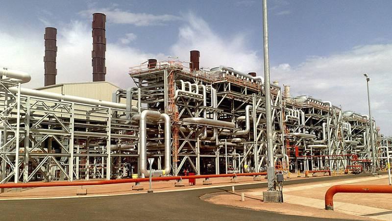 Los terroristas mantienen rehenes en una parte de las instalaciones de gas en Argelia