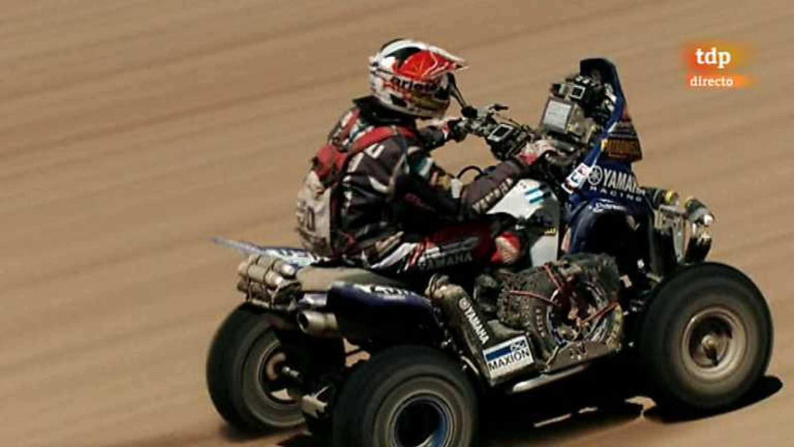 Rally Dakar 2013 - Etapa 12 (Fiambalá - Copiapó) - Ver ahora