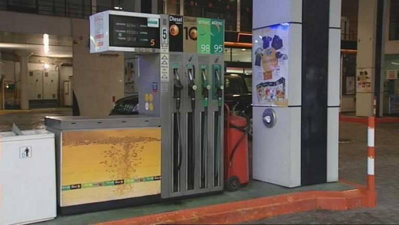 Nueva subida de los precios de los carburantes