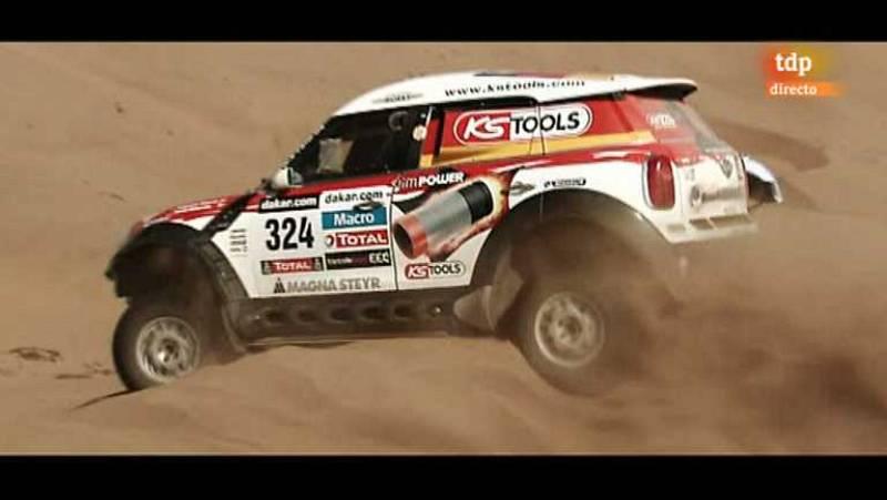 Rally Dakar 2013 - Etapa 13 - (Copiapó - La Serena) - 18/01/13 - escuchar ahora