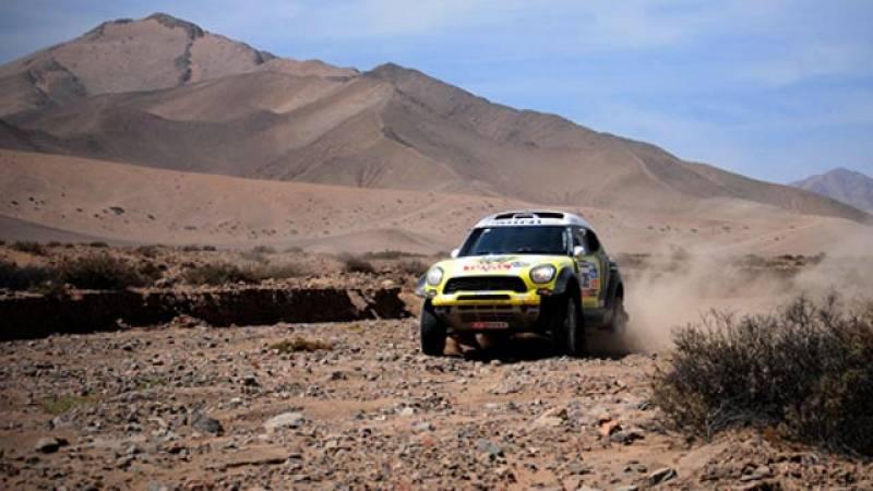 Rally Dakar 2013 - Etapa 12 - (Fiambalá - Copiapó) - 17/01/13 ver ahora