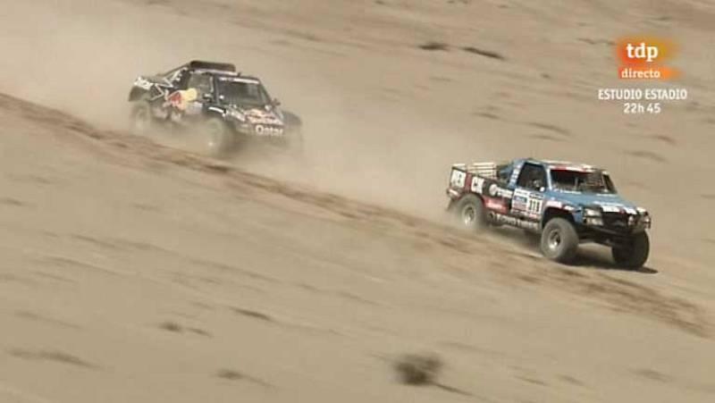 Rally Dakar 2013 - Programa Resumen - 20/01/13 - escuchar ahora