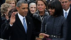 Juramento del segundo mandato de Barack Obama