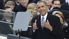 """Obama: """"Nuestro viaje aún no ha terminado"""""""