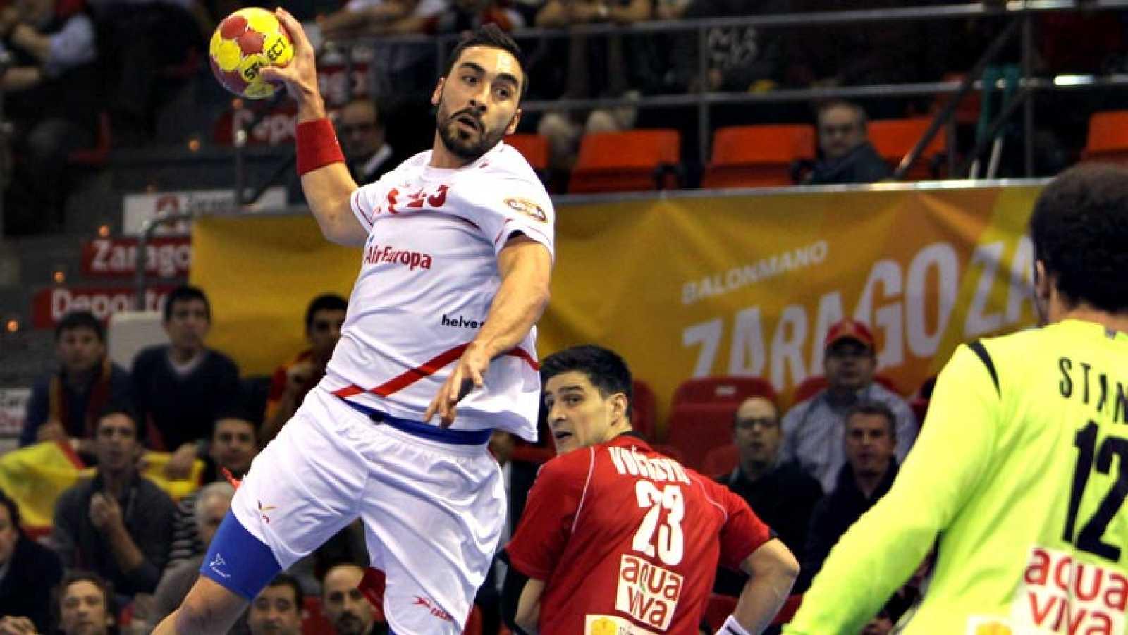 Mundial de Balonmano - 1/8 de final: Serbia - España - ver ahora