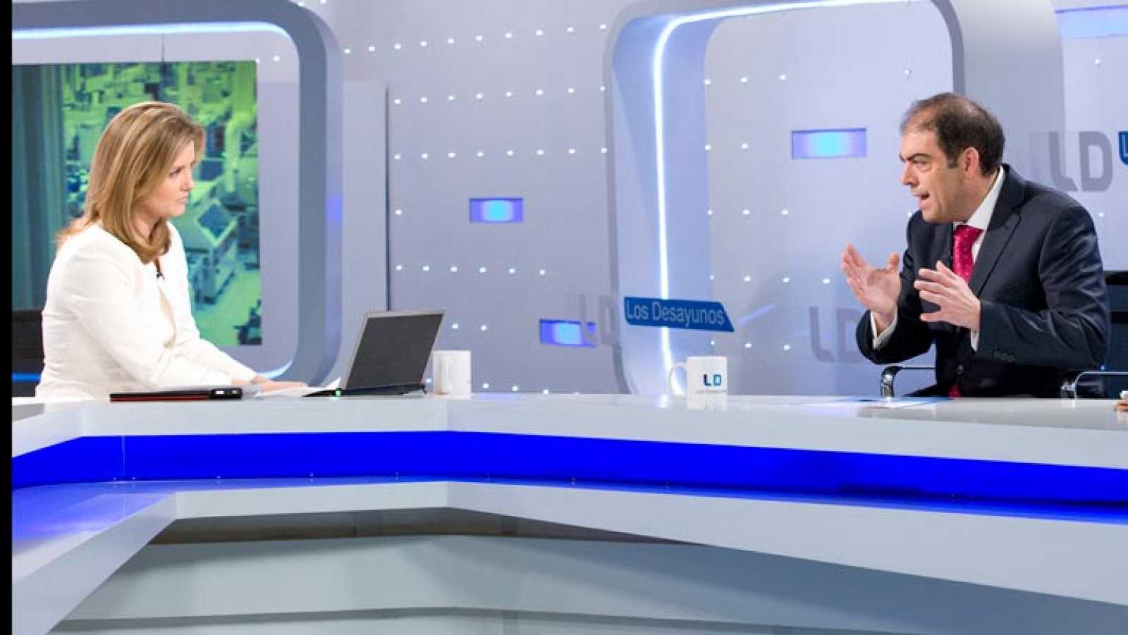 Lorenzo Amor, presidente de ATA, en Los Desayunos de TVE