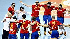 Mundial de Balonmano - 1ª semifinal: España - Eslovenia