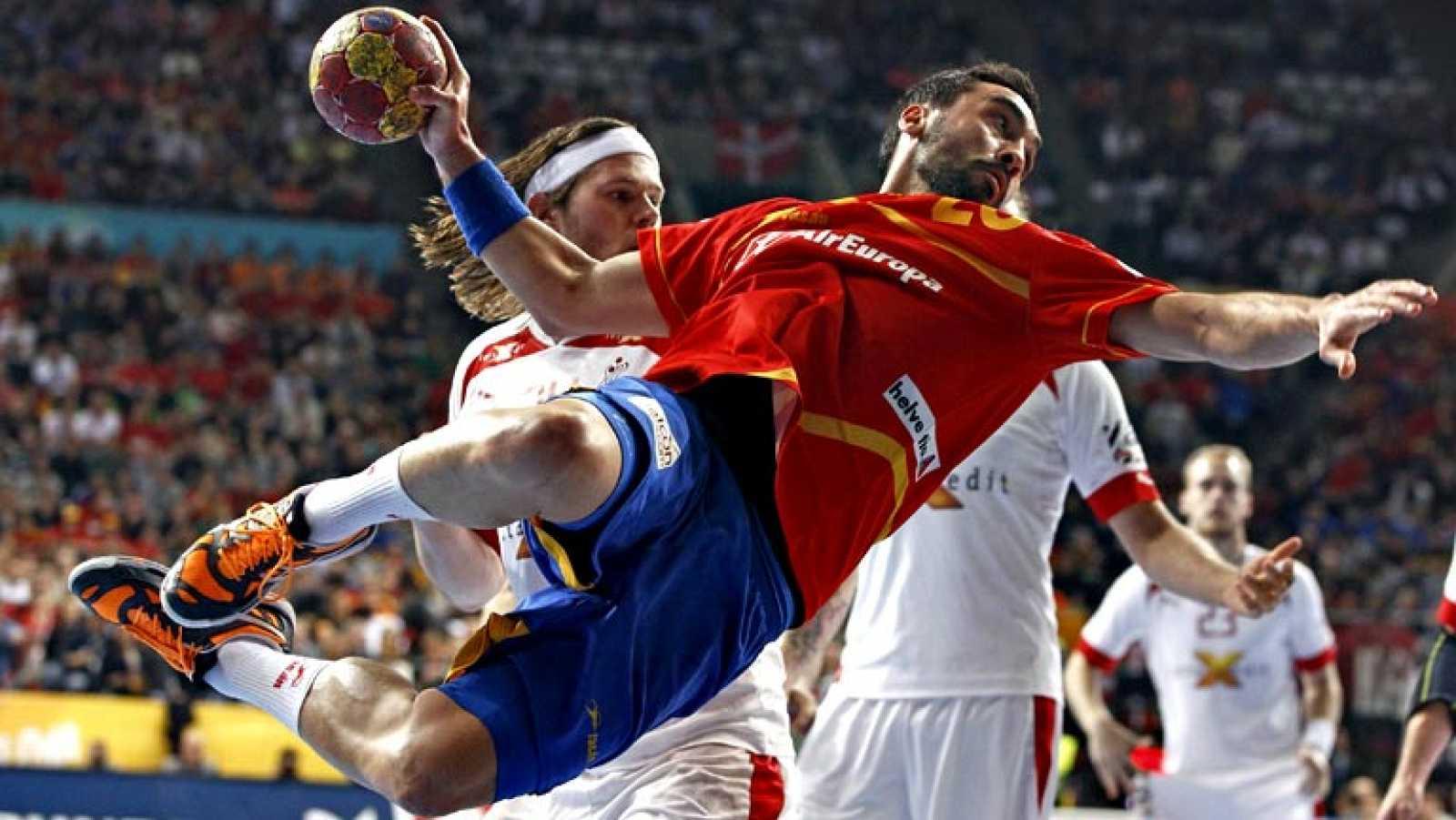 Mundial de Balonmano - Final: España-Dinamarca - Ver ahora
