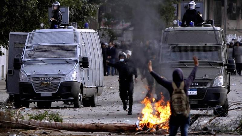El presidente egipcio decreta el toque de queda en tres provincias