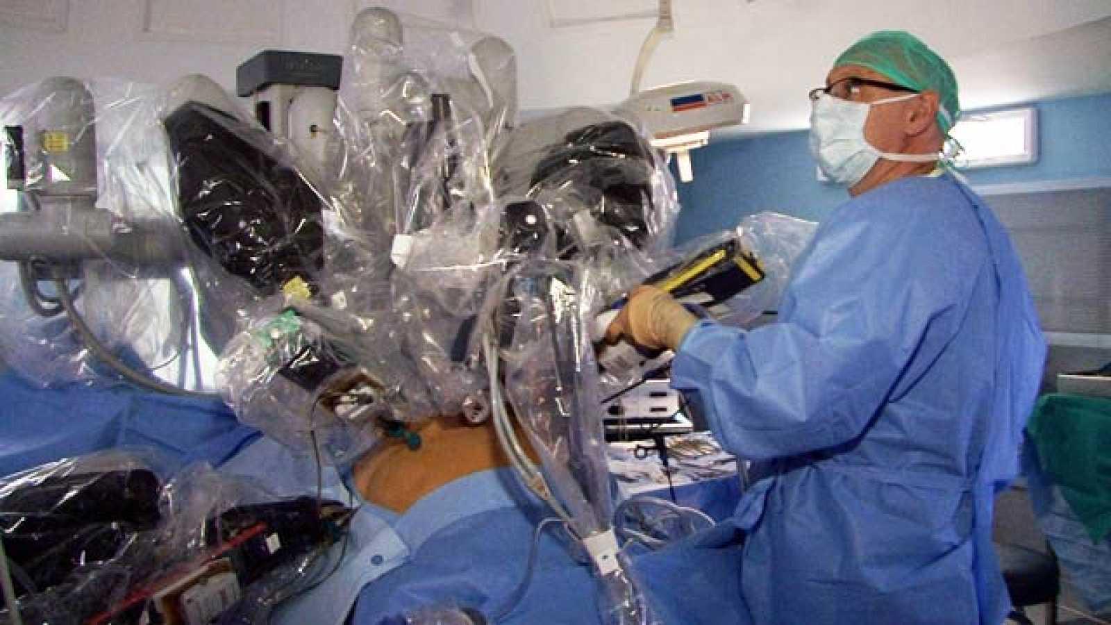 Comando actualidad - Milagro médico - Robot Da Vinci - ver ahora