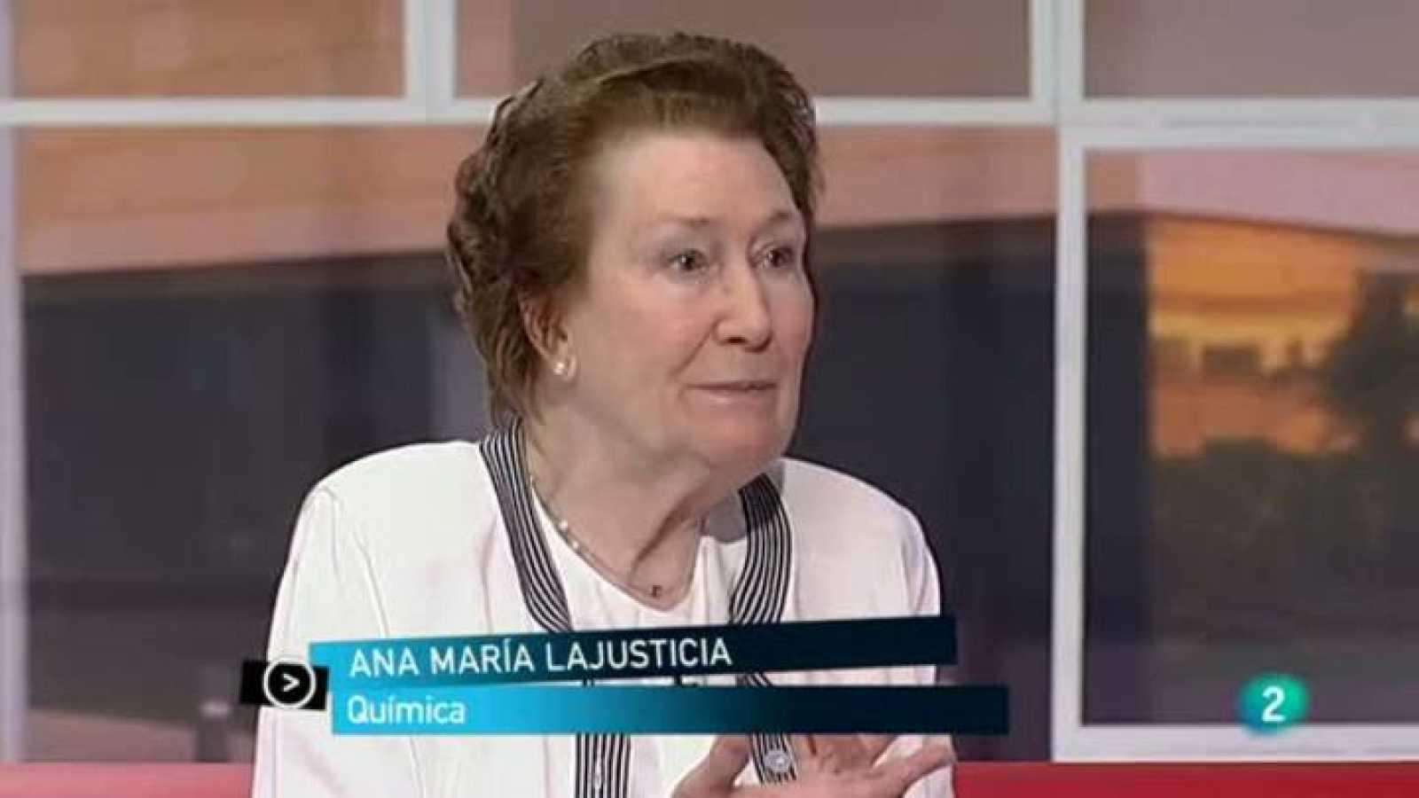 Para todos la 2 - Entrevista : Ana María Lajusticia