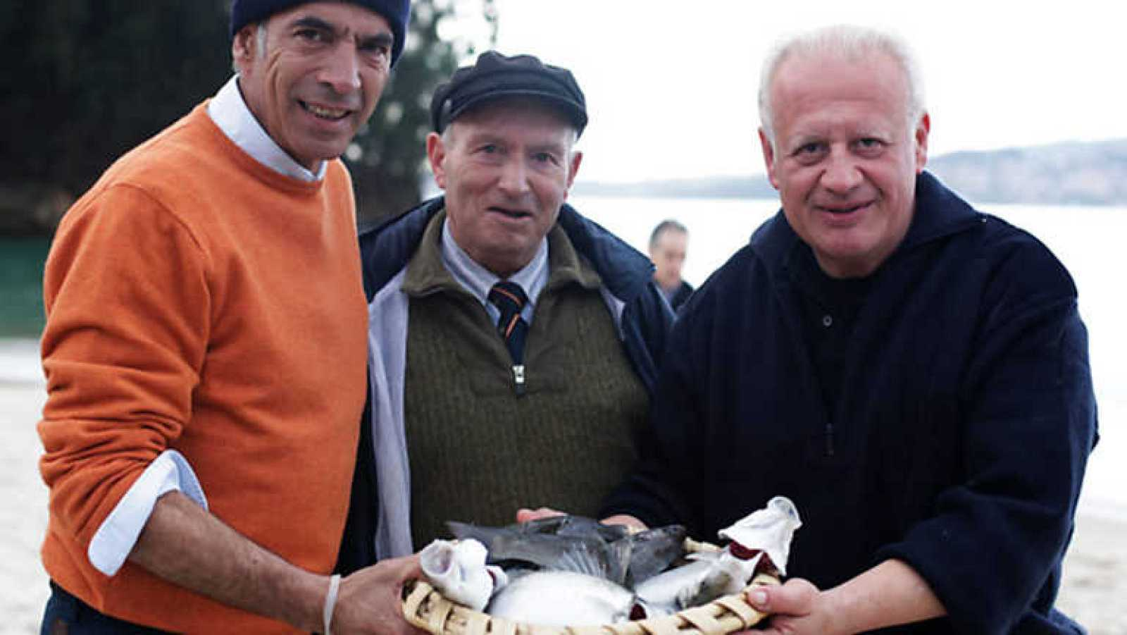 Un país para comérselo - Rias Baixas, rayas y centollas - ver ahora