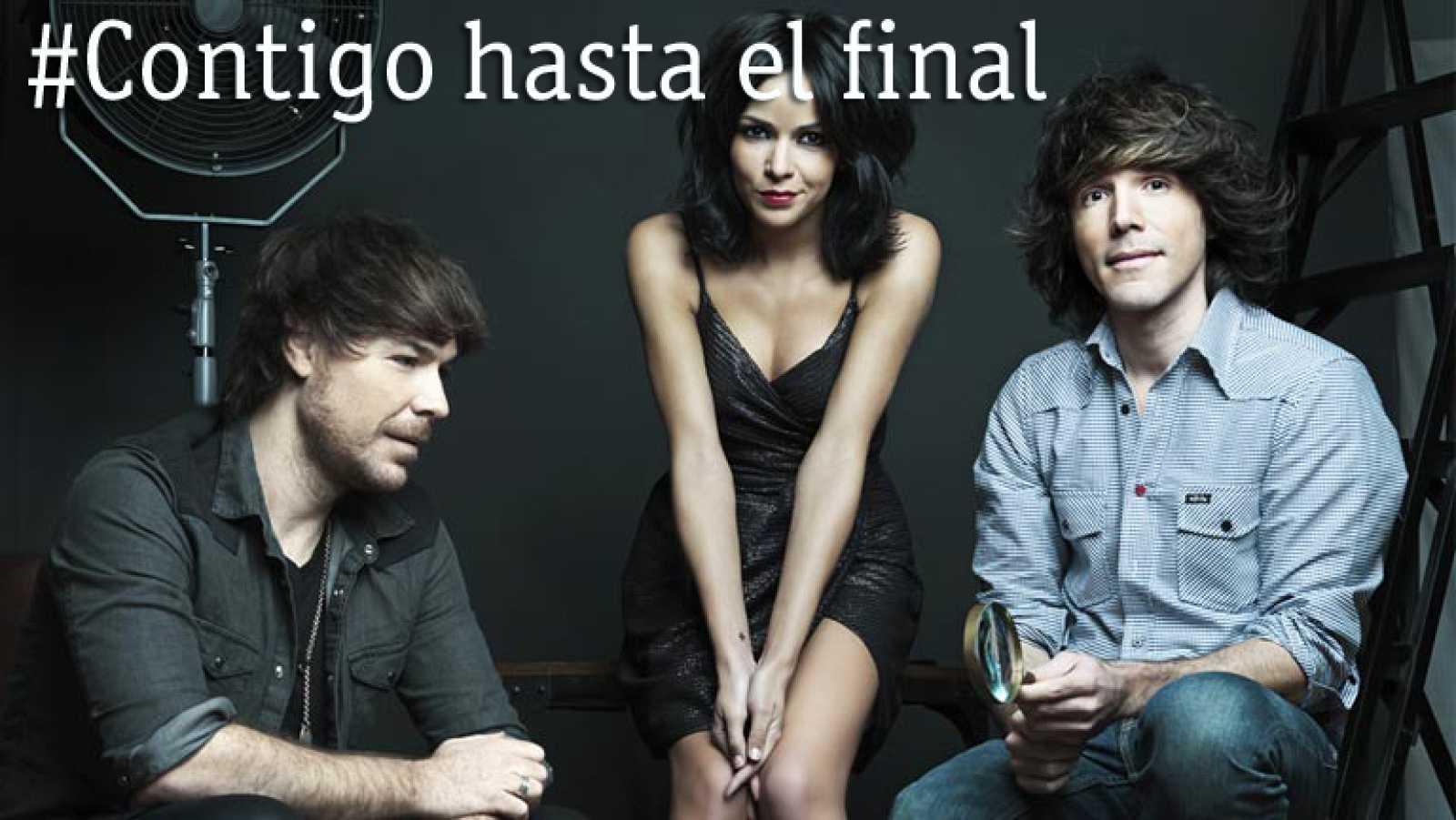 """Eurovisión 2013 - El Sueño de Morfeo habla de """"Contigo hasta el final"""""""