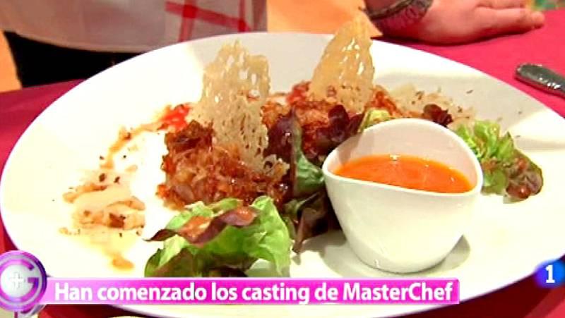 Más de 150 personas acuden al primer casting de MasterChef en Bilbao