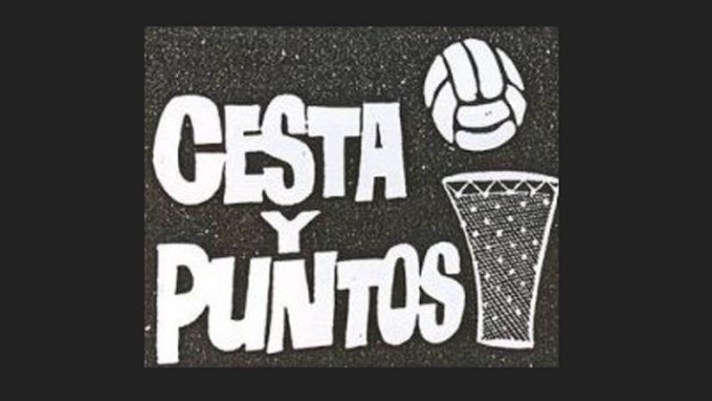 Cesta y puntos - Final de la temporada 67/68