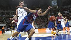 Baloncesto - Copa del Rey 2013 - Cuartos de final: Real Madrid - FC Barcelona Regal