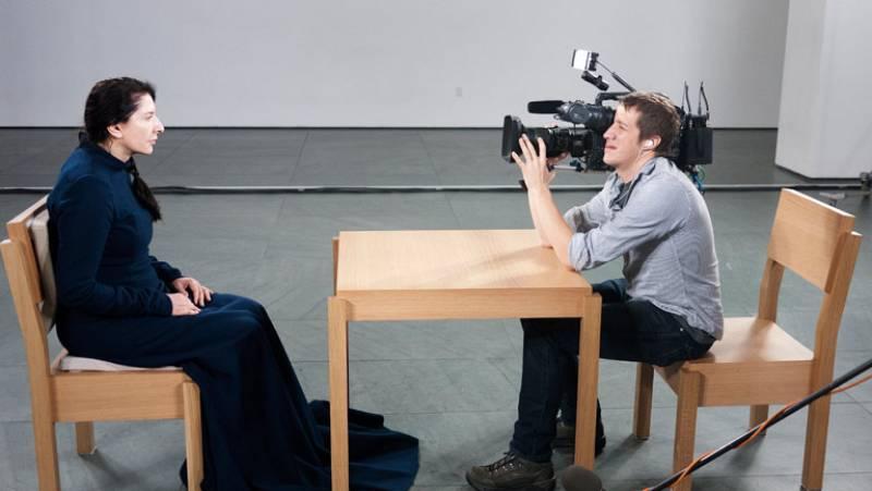 Días de cine: 'Marina Abramovic: The artist is present'