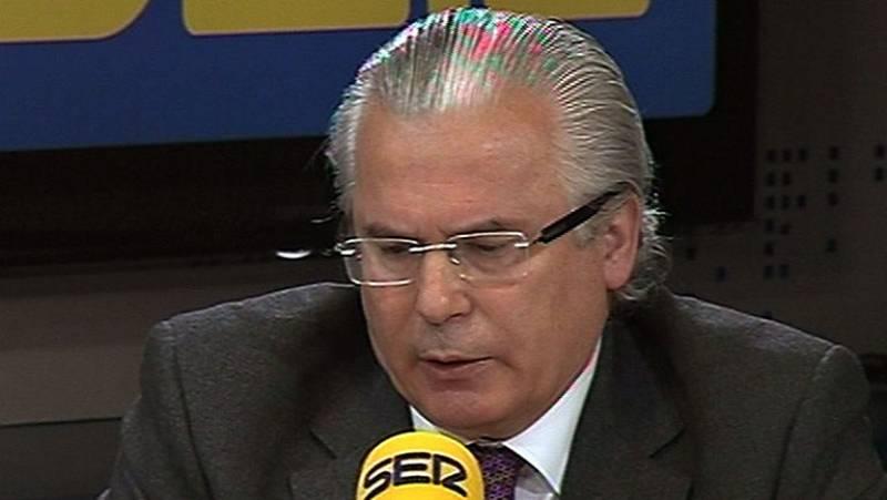 Garzón considera que debe ser un juez quien investigue la supuesta contabilidad B del PP