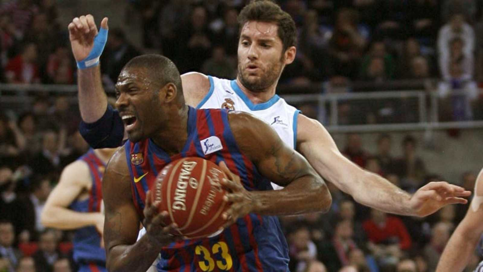 Real Madrid 108-111 Barcelona Regal