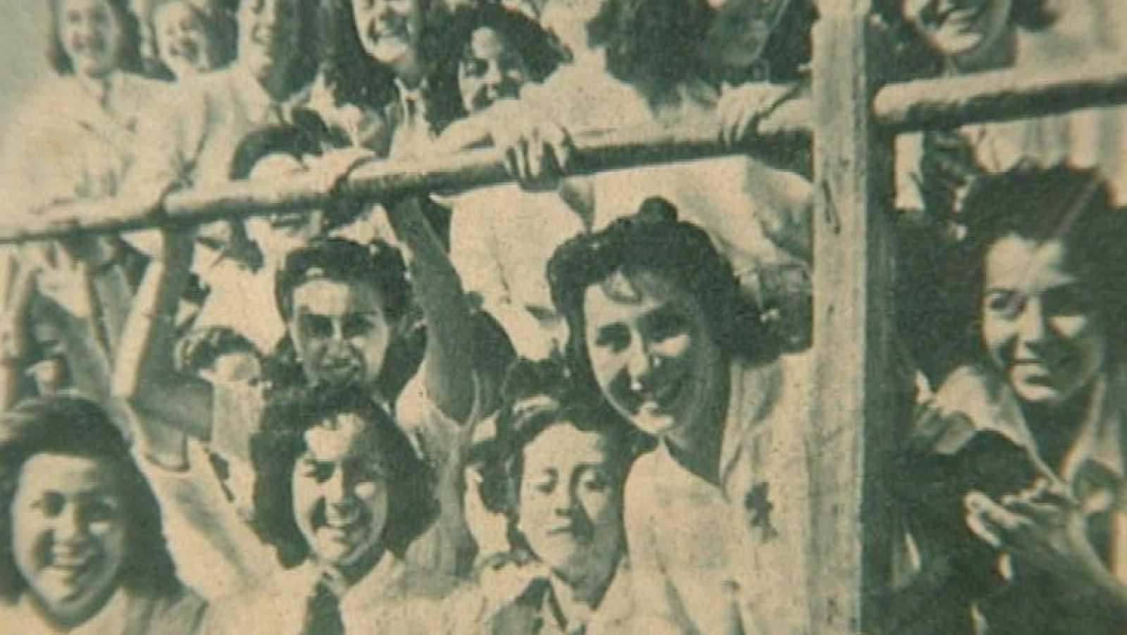 Las pioneras del balonmano femenino en España