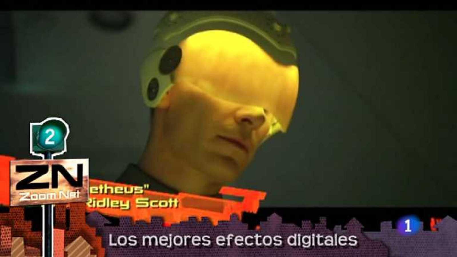 Zoom Net - SimCity, cortometrajes de Oscar y Fitbit - 09/02/13 - Ver ahora