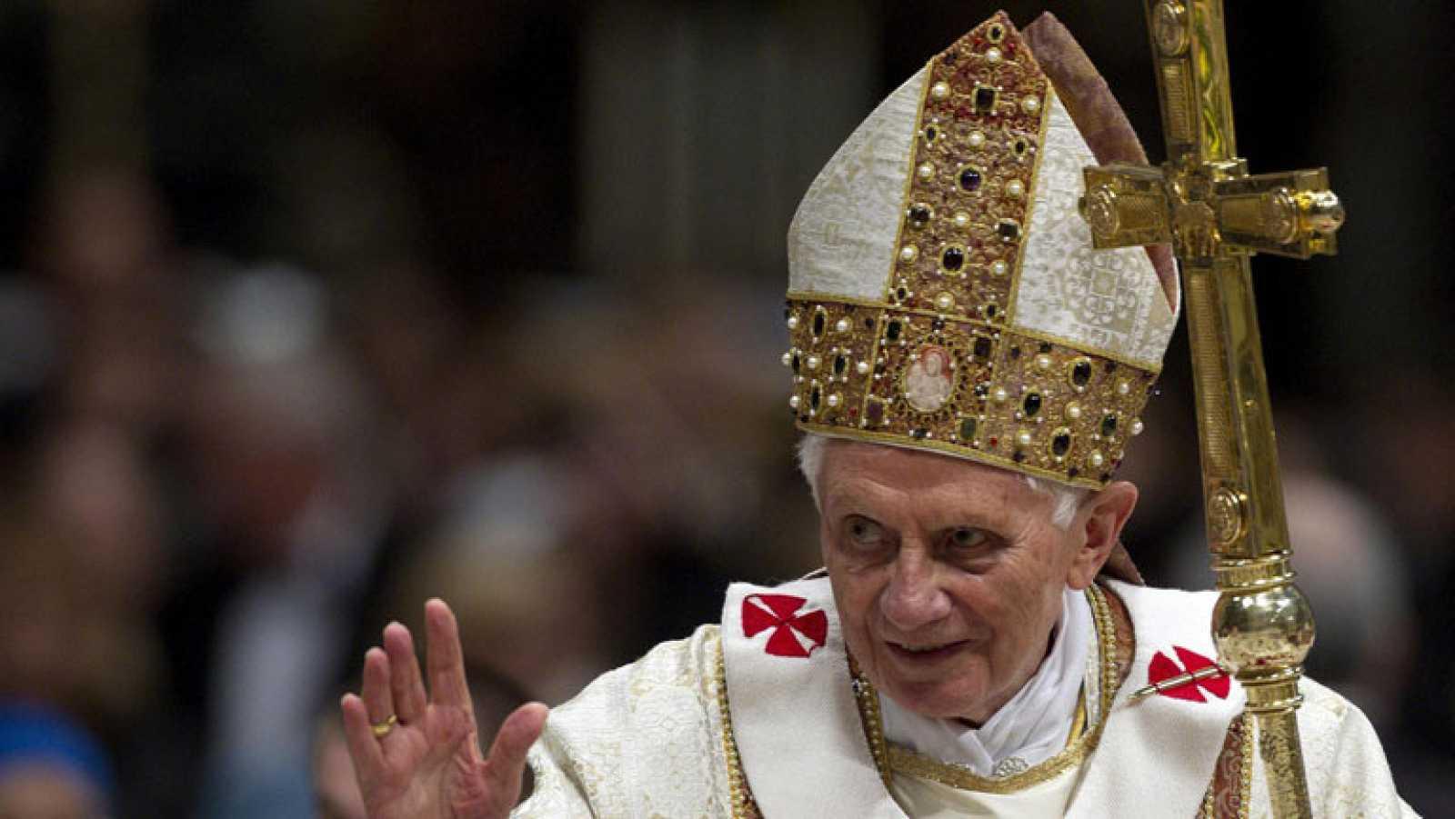 Benedicto XVI se confirma tras algo más de siete años como un Papa de transición