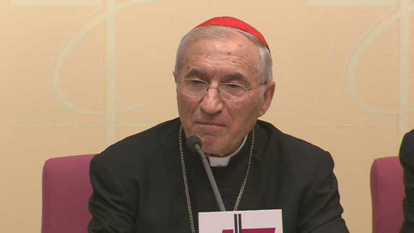 Los obispos españoles apenados con la noticia del Papa