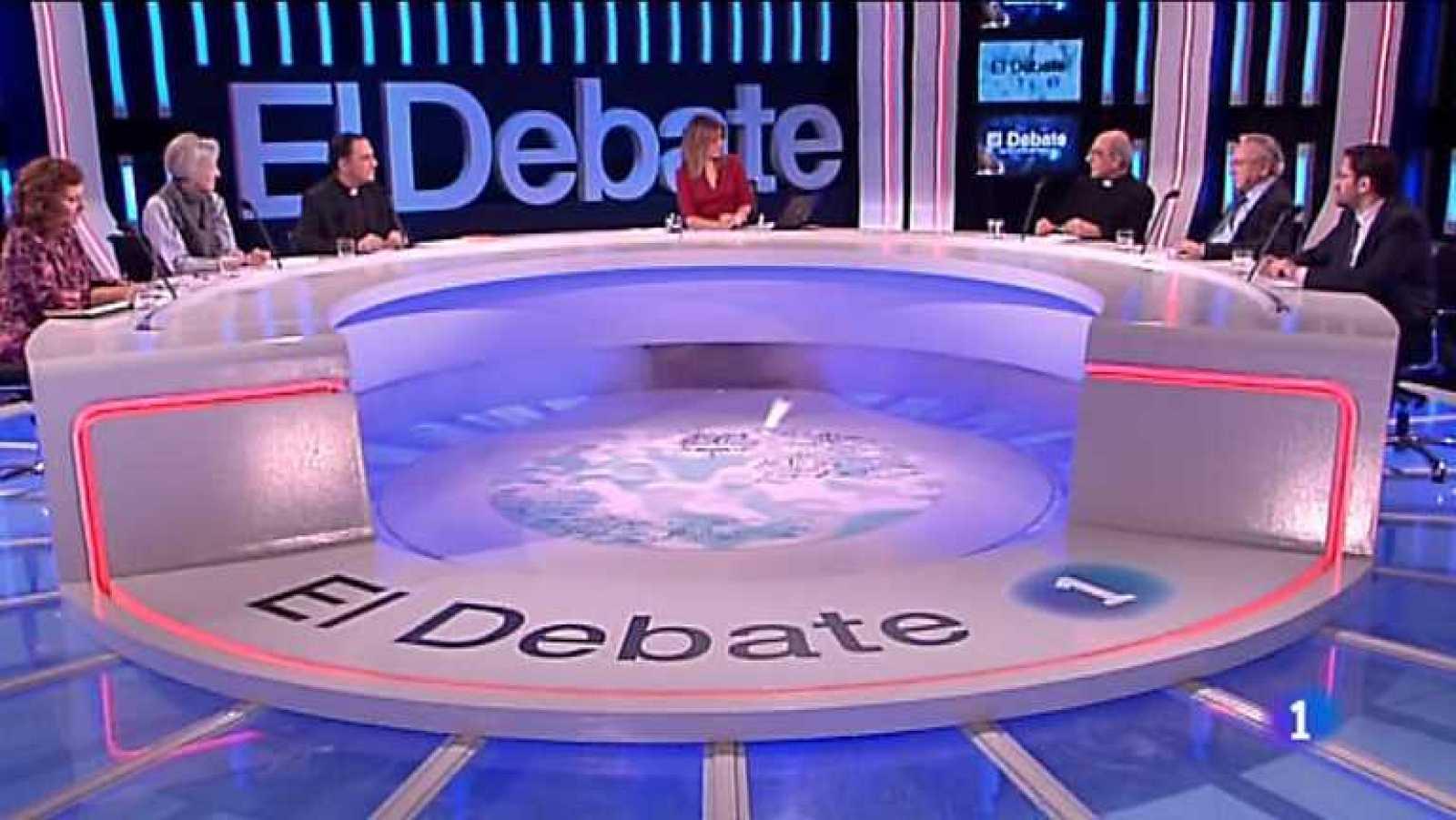 El debate de La 1 - Especial Renuncia Benedicto XVI - Ver ahora