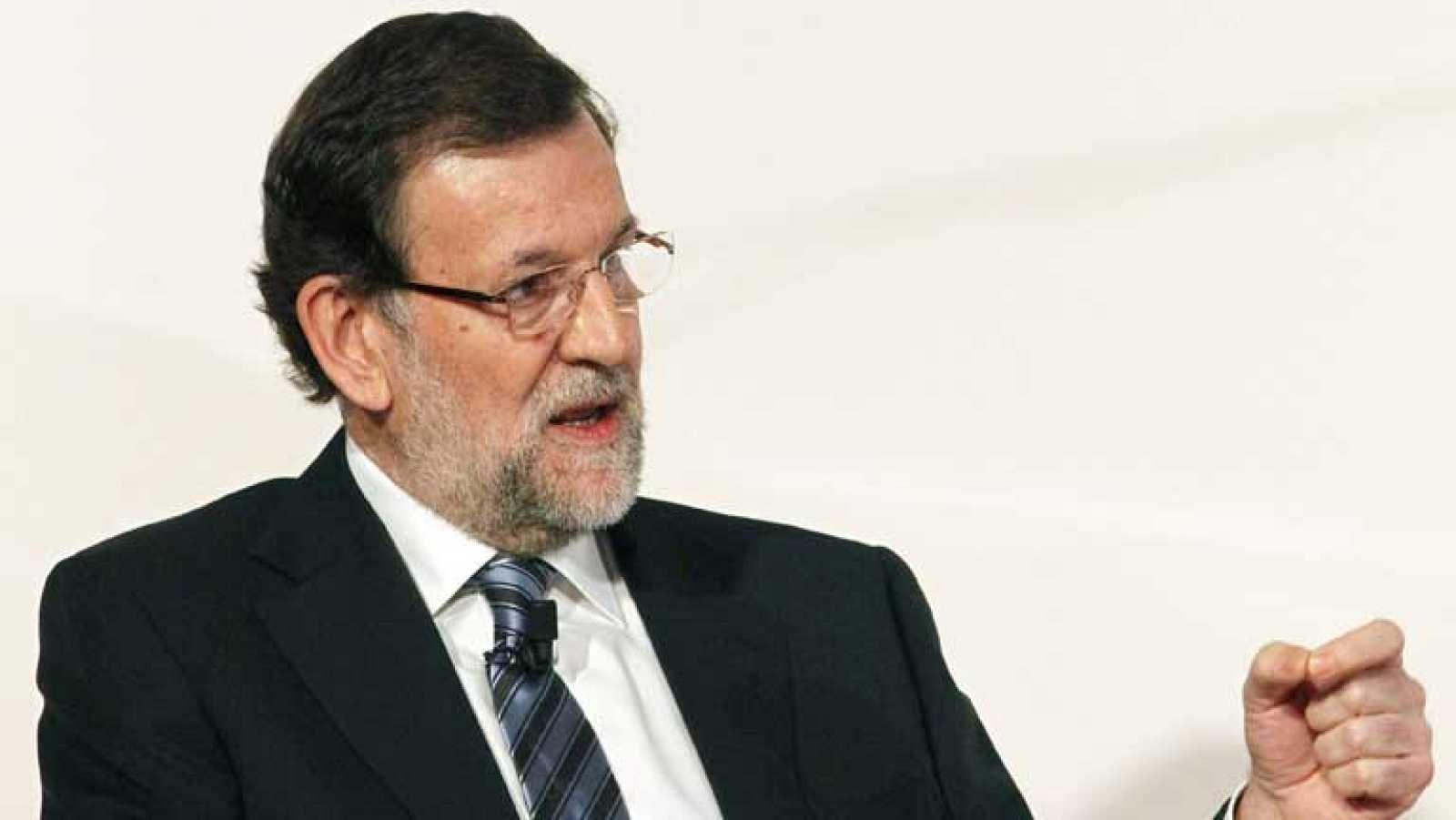 Rajoy anuncia propuestas para aumentar la transparencia de los partidos
